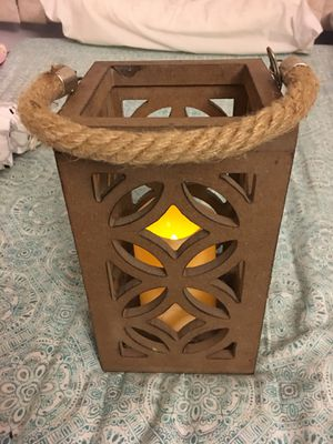 Decorative Lamp - pickup in Aiea - I DON'T DELIVER for Sale in Honolulu, HI