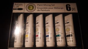 Artist's loft paint mixing set professional level three for Sale in Custer, WA