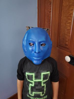 Feeling blue mask for Sale in Reading, PA