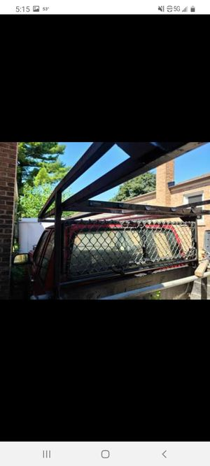 Ladder rack only for Sale in Evergreen Park, IL