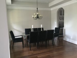***REDUCED****Dark Bronze Chandelier 9 lights for Sale in Houston, TX