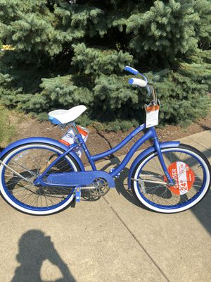 Brand New Huffy 24 Inch Cruiser Bike Never Used for Sale in Orland Park, IL
