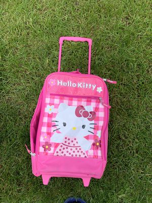 Hello kitty kids luggage for Sale in Chicago, IL
