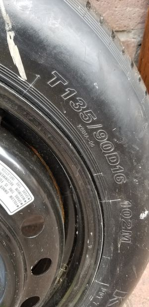 Spare tire from a Honda accord for Sale in Federal Way, WA