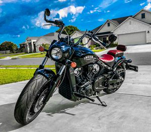 2018 Indian Scout Bobber. for Sale in Victoria, TX