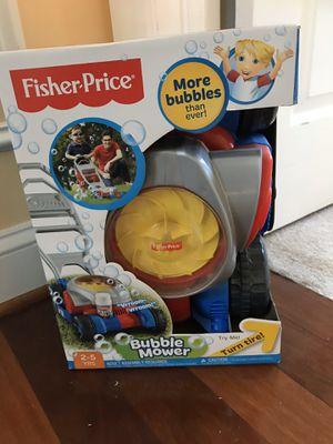 Bubble mower new for Sale in Alexandria, VA