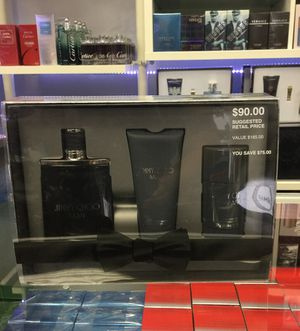 Jimmy Choo Man Gift Set for Sale in Chicago, IL