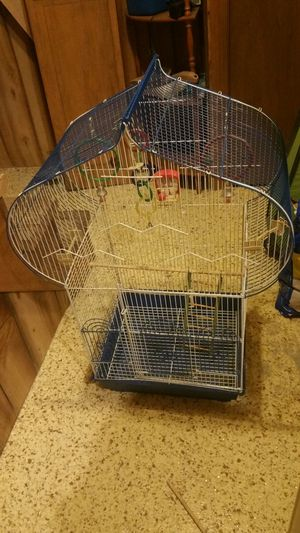 Tall Bird Cage for Sale in Dedham, MA