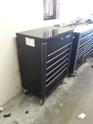 Snap on tool cart good condition. for Sale in Austin, TX