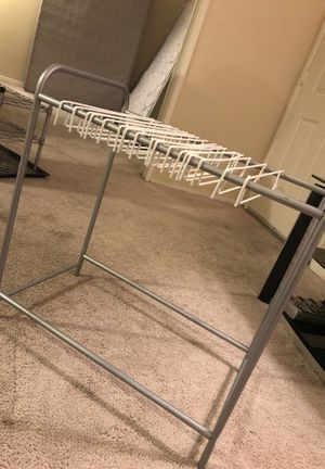 Pant Hanger Storage for Sale in Cedar Hill, TX