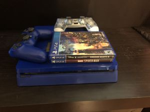 PlayStation 4 Days of play for Sale in Hutto, TX