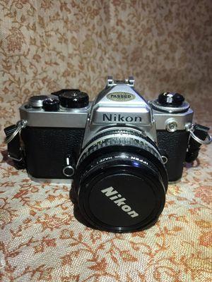 Nikon Film Camera for Sale in Carson, CA