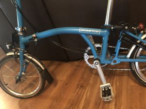 Brompton Bike for Sale in Tyler, TX