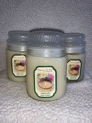 Fregrance de Lite Candles from Candle Lite for Sale in Phoenix, AZ