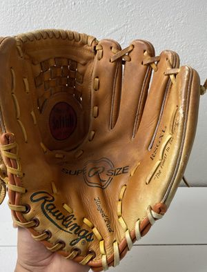 "Rawlings RSGXL Super R Size Softball Glove Right Hand Throw Fastback Model 14"" for Sale in Pittsburg, CA"