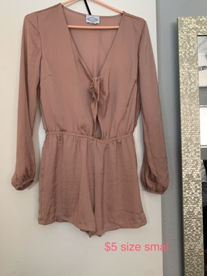Woman cloths size small medium and large for Sale in North Las Vegas, NV