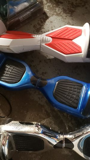 3 Hoverboards , accept offers for Sale in Monroeville, PA