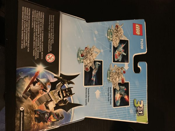 Lego Dimensions Wonder Woman fun pack New