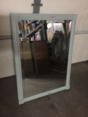 "New Martha Stewart medicine cabinet with beveled edge mirror . 24"" x 32"". Retails for $150. for Sale in Avondale, AZ"