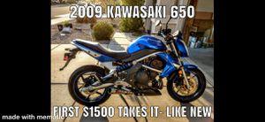 09 kawasaki 650 for Sale in Mesa, AZ