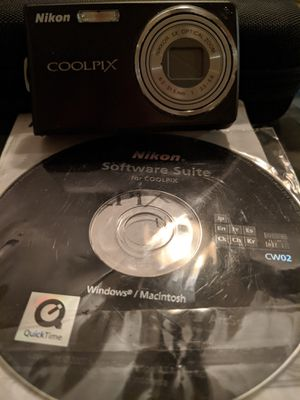 Nikon Coolpix Camera for Sale in Lincoln, DE