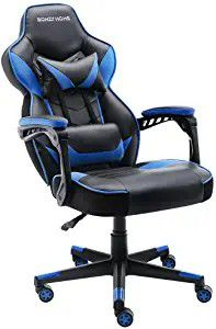*** OPENED TO OFFERS FOR OUT OF STATE ONLY *Game Chair, Computer Chair with Ergonomic Backrest and Seat Design for Sale in San Antonio, TX