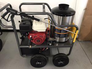 Pressure Washer, hot water portable for Sale in West Jordan, UT