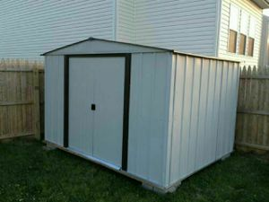 Brand New 10x8 Steel Shed for Sale in Lake Worth, FL