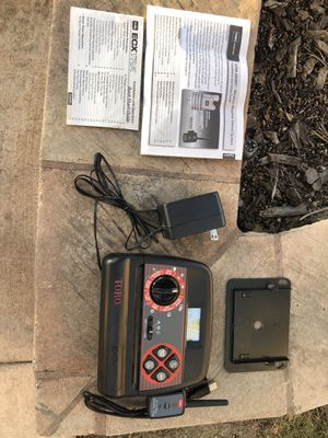 Toro Sprinkler Timer with Wireless Weather Station for Sale in Foothill Ranch, CA
