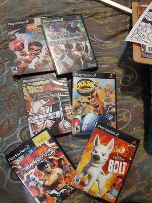 Ps2 games for Sale in Wichita, KS