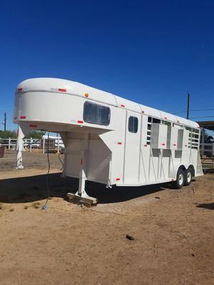 Stock or horse trailer gooseneck for Sale in Laveen Village, AZ