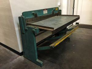 Wysong 16- gauge steal shear for Sale in Phoenix, AZ