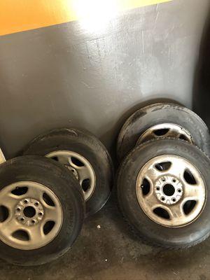 Chevrolet astro wheels for Sale in Chula Vista, CA