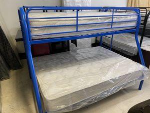Full /twin bunk bed MATTRESS include for Sale in Phoenix, AZ
