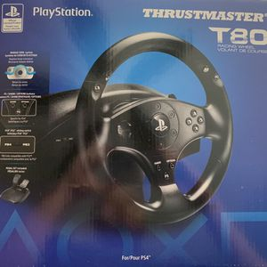 PS4 Steering Wheel and Peddle for Sale in Greenville, SC
