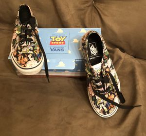 """VANS Shoes - Disney """"Toy Story"""" for Sale in West Palm Beach, FL"""