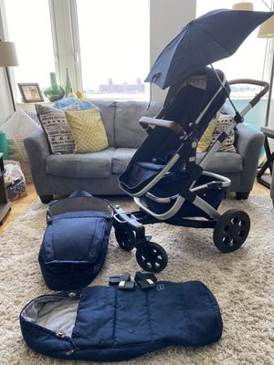 JOOLZ STROLLER / BASSINET / FOOTMUFF / CAR SEAT ADAPTERS / PARSOL / SUN CANOPY / CUP HOLDER for Sale in Queens, NY