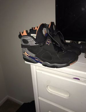 Phoenix Suns ☀️8s Size 12 for Sale in Silver Spring, MD