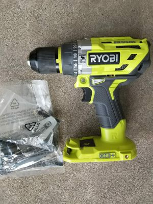 HAMMER DRILL RYOBI BATTERY NOT INCLUDED for Sale in Phoenix, AZ