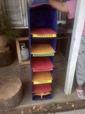 Closet organizer for Sale in La Mesa, CA