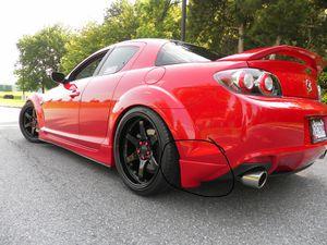 Mazda Rx8 rear aero flares for Sale in West Covina, CA