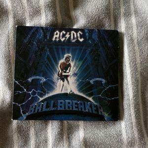 AC/DC Ballbreaker Album Rock CD ACDC for Sale in Fresno, CA