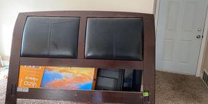 King size bed frame for Sale in Kansas City, KS