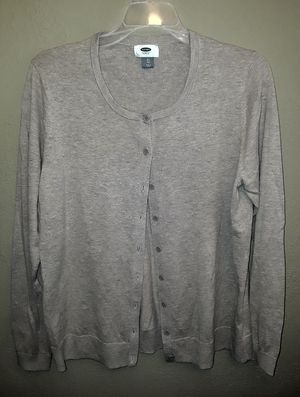 Tan button up cardigan size XL by Old Navy for Sale in Tampa, FL