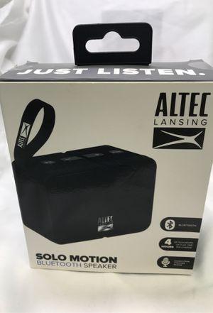 Altec Bluetooth speaker for Sale in Tampa, FL