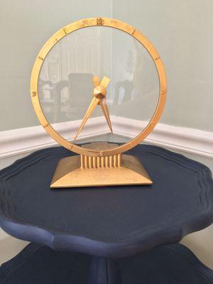 1940s/ 1950s Jefferson Golden Hour Mystery Clock for Sale in Brambleton, VA