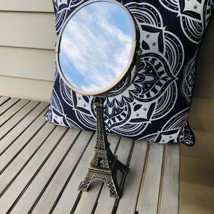 Taymor 1x/5x Paris Vanity Makeup Bronze Mirror for Sale in Victor, NY