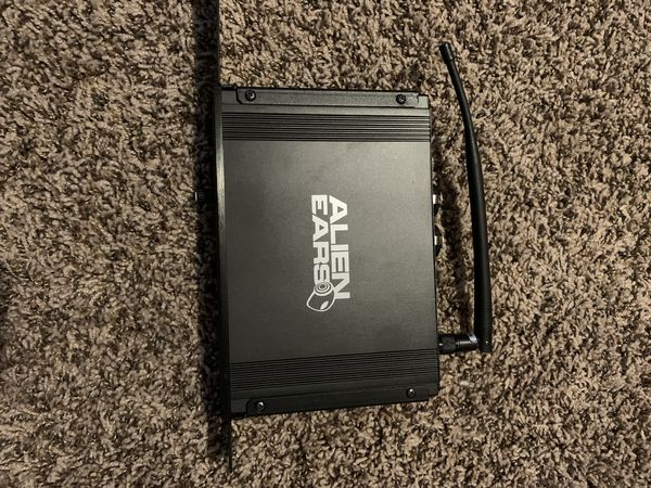 AEW12 Wireless Monitor Unit