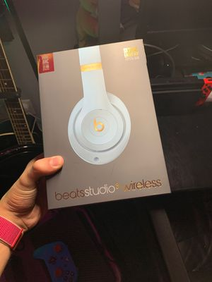 New Beats studio 3 wireless for Sale in Houston, TX