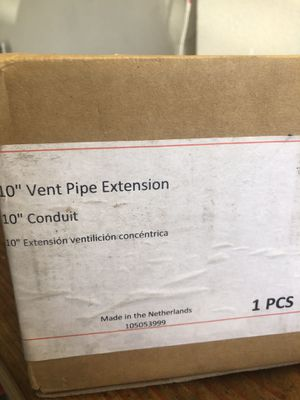RWV Tankless water heater installation kit 3/4 for Sale in Anaheim, CA